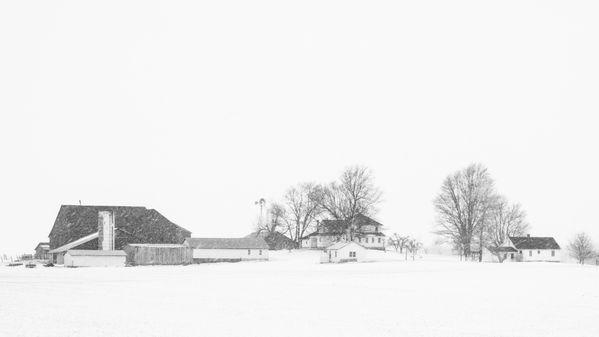 Amish Country Snow Storm! thumbnail
