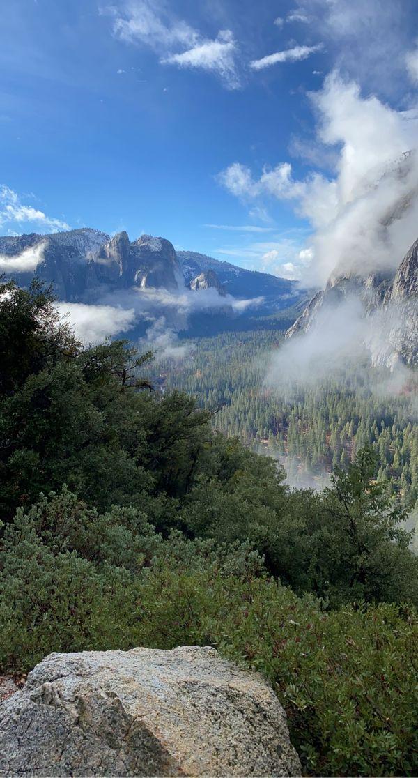 Snap of Yosemite Valley thumbnail