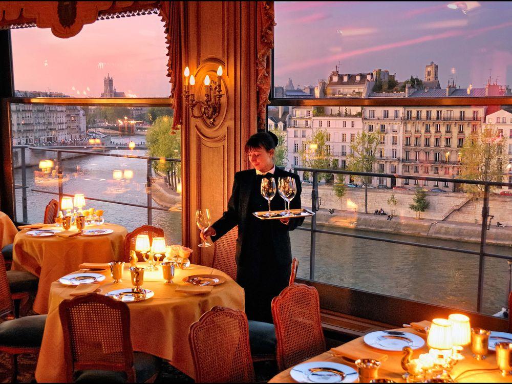 La Tour d'Argent restaurant