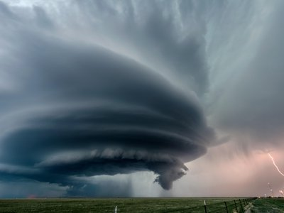 The tornado that touched down near El Reno, Oklahoma plowed through the region. The violent winds and subsequent floods injured 155 and killed 20 people, including the first known storm chasers to die in the twister's swirling path.