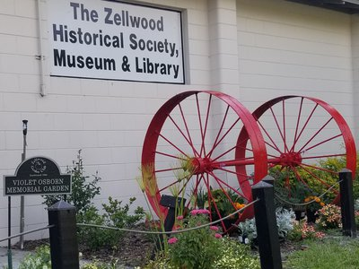 Zellwood Historical Society, Museum, and Library