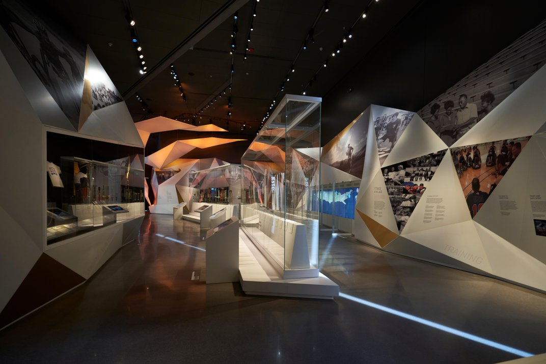 A Champion in Accessible Design, the U.S. Olympic and Paralympic Museum Opens in Colorado Springs