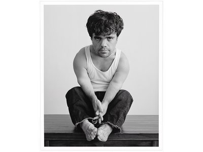 Peter Dinklage by Jesse Frohman, 2003