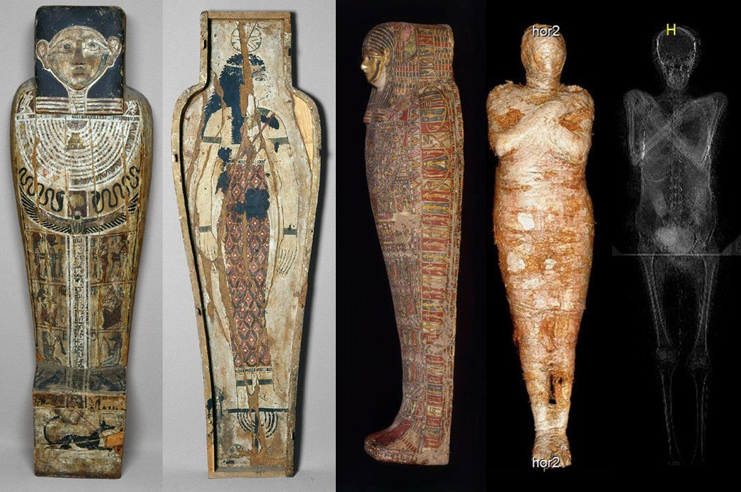 World's Only Known Pregnant Egyptian Mummy Revealed