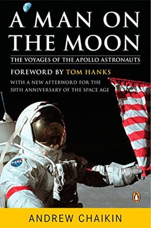 Preview thumbnail for 'A Man on the Moon: The Voyages of the Apollo Astronauts