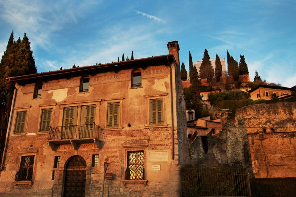 Theatre in Verona, Italy. thumbnail