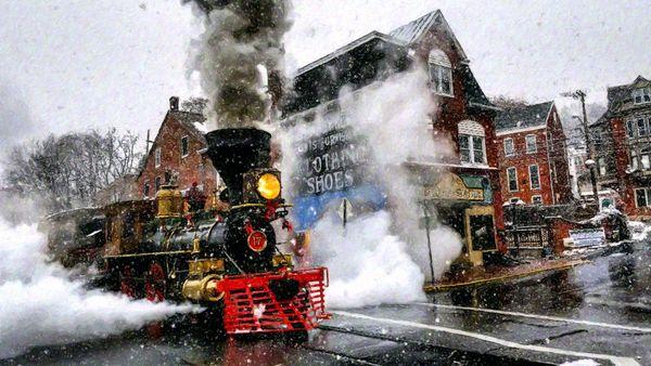 Steam Into History thumbnail