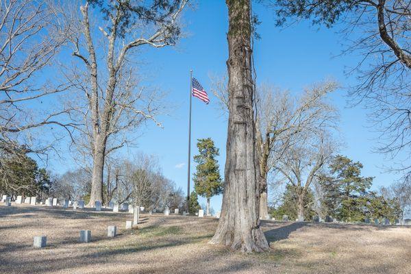 Shiloh National Cemetery. thumbnail