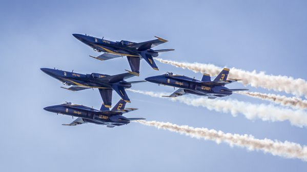 """Blue Angels - American Spirit in the Sky"" thumbnail"