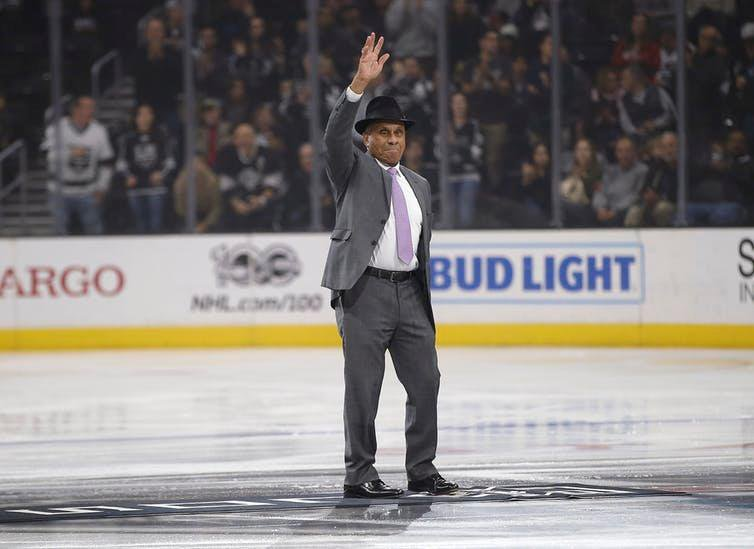 Sixty Years Ago, Willie O'Ree Broke the NHL's Color Barrier