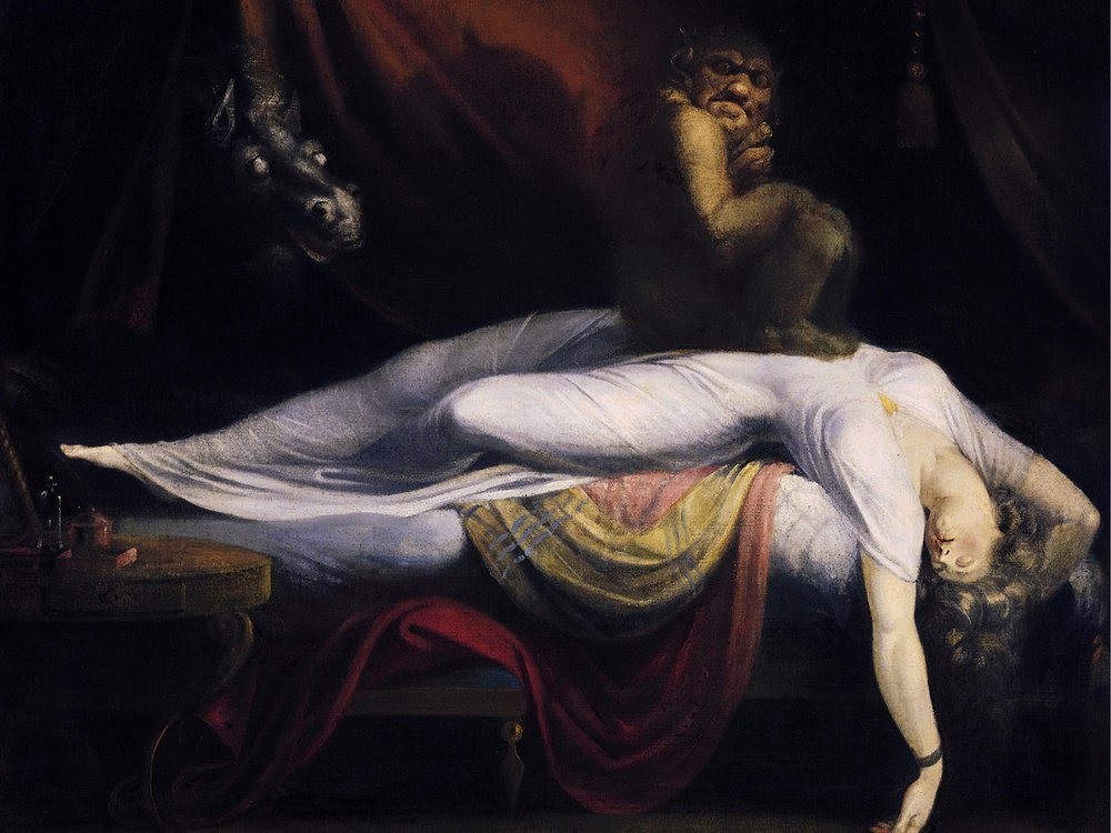 The Nightmare (Henry Fuseli, 1781)
