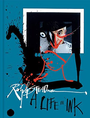 Preview thumbnail for 'Ralph Steadman: A Life in Ink
