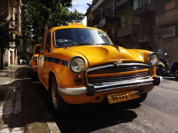 The famous Kolkata Taxi thumbnail