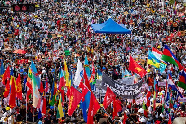 Voices of Democracy, Myanmar thumbnail
