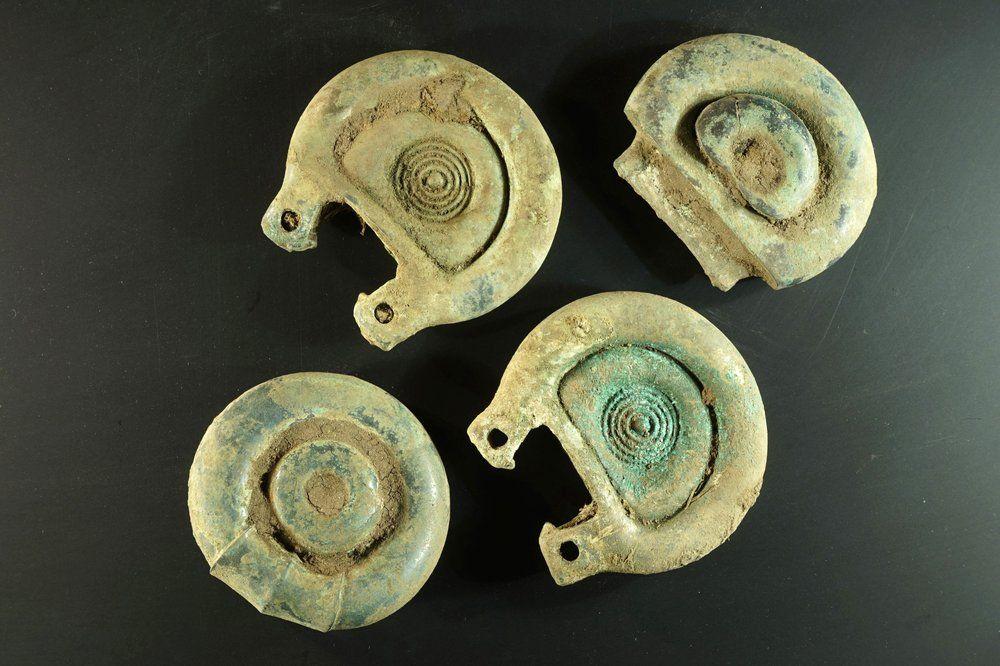 Bronze Age trove found in Scotland