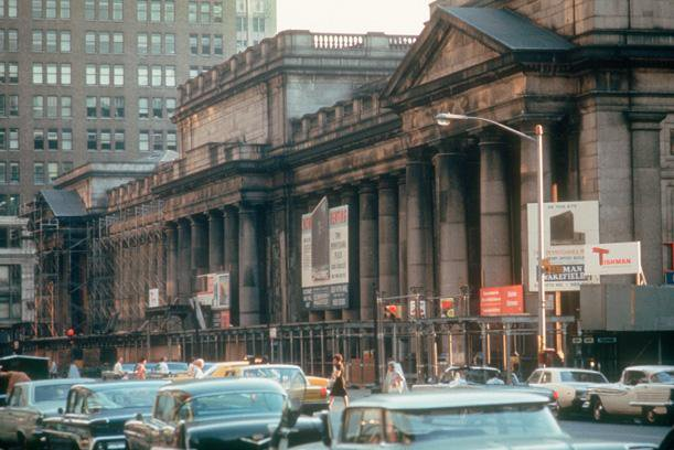 How Nostalgia Plays Into Our Love of Buildings Old and New