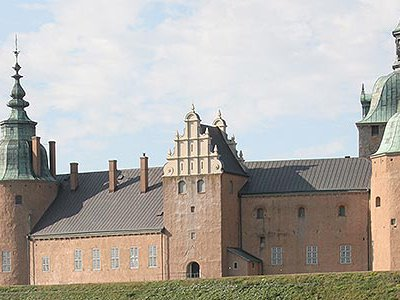 In the mid-19th century, a newfound respect for history led to Kalmar Castle's renovation.