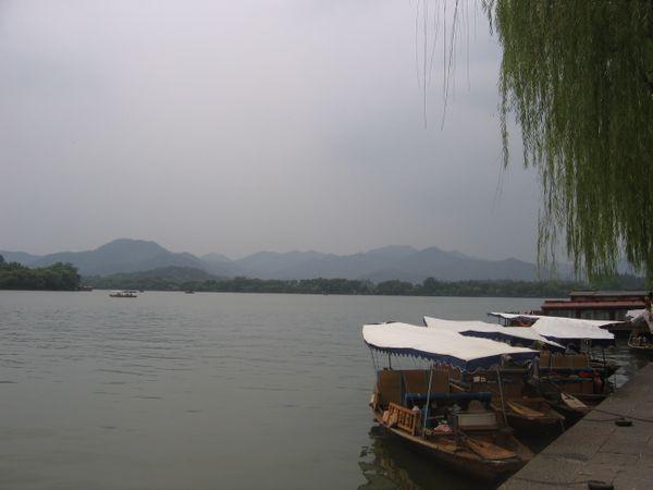 View of West Lake - Hangzhou, China thumbnail