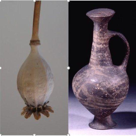 Opium Juglet