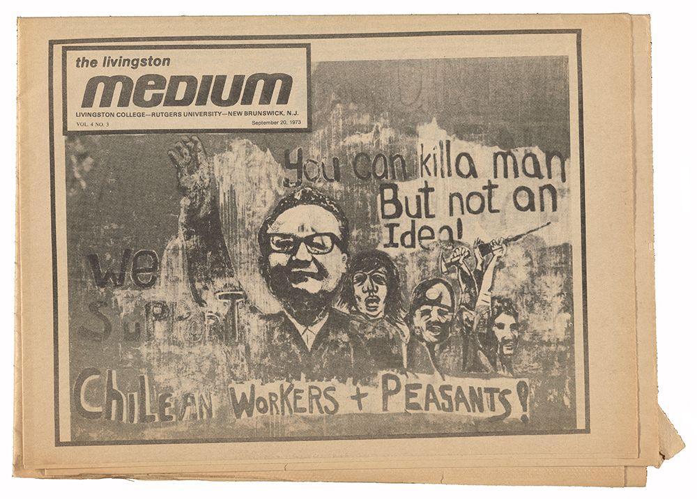 September 20, 1973 issue of the Livingston Medium