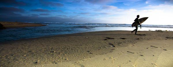 Surf City at Sunset thumbnail