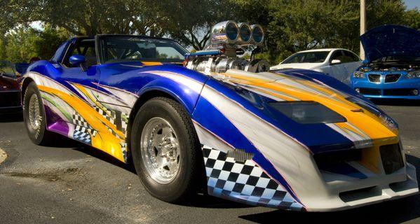 Corvette Muscle Car thumbnail