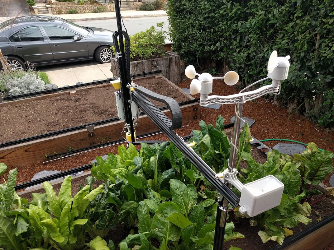 The FarmBot Genesis Brings Precision Agriculture to Your Own Backyard