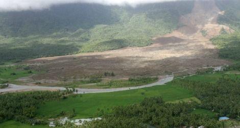Landslides can be both sudden and devastating