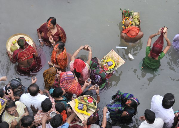 Chhat celebration thumbnail