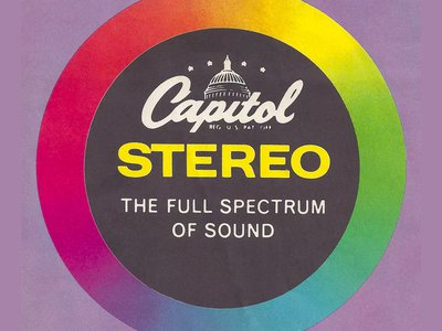 Record companies released stereo demonstration albums that showcased how sound could move from left to right, creating a sense of movement.