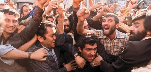 Iran 1979 revolution