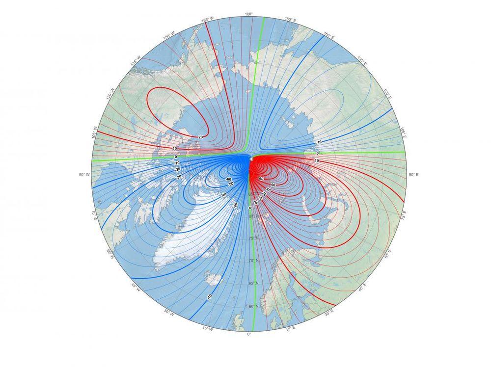 World Magnetic Model