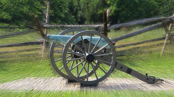 Canon at Gettysburg thumbnail