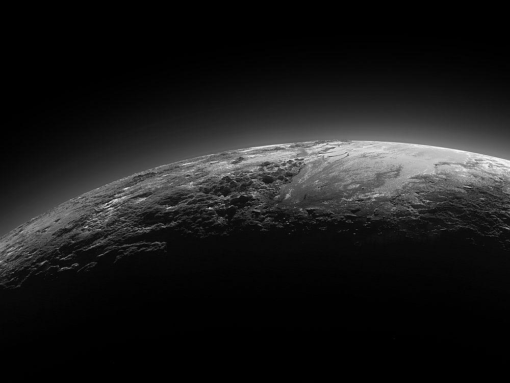 Pluto Names