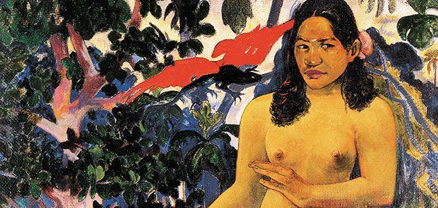Gauguin Te Nave Nave Fenua