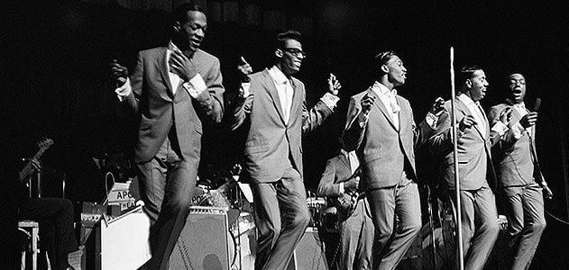 The Temptations Motown