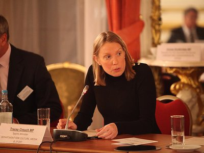 Tracey Crouch, who will oversee issues related to loneliness and isolation in the U.K.