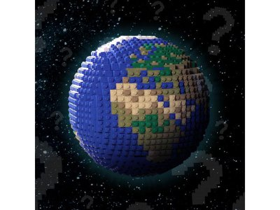 For Earth Day, NASA and Lego challenged families to build models of planets as a way to learn through play.