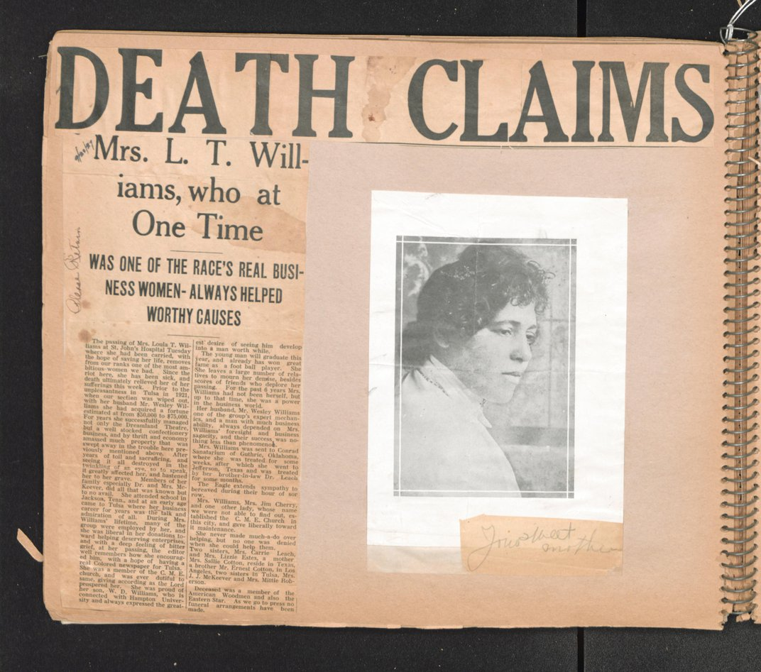 Reflections on the Artifacts Left Behind From the Tulsa Race Massacre