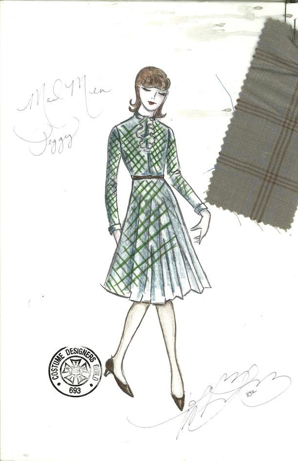 Go Behind the Styles With Mad Men's Emmy-Nominated Costume Designer