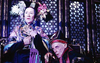 Film still from 55 Days at Peking (1963)