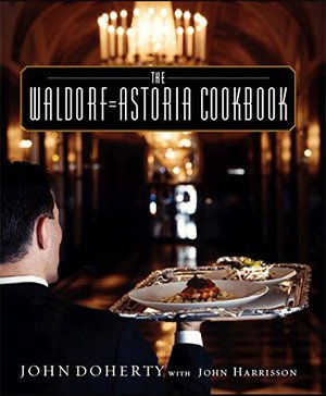 Preview thumbnail for 'The Waldorf-Astoria Cookbook