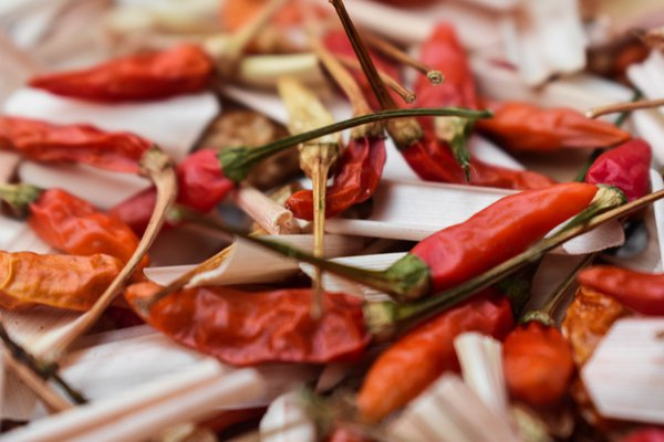 Hot Chilies with Lemongrass thumbnail
