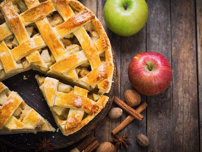 Today, apples are one of the most valuable fruit crops in the United States, according to the Agricultural Marketing Resource Center.
