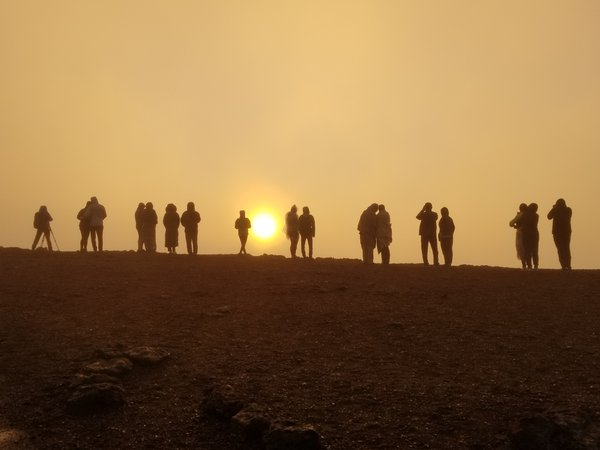 Summit of Mt. Haleakala  thumbnail