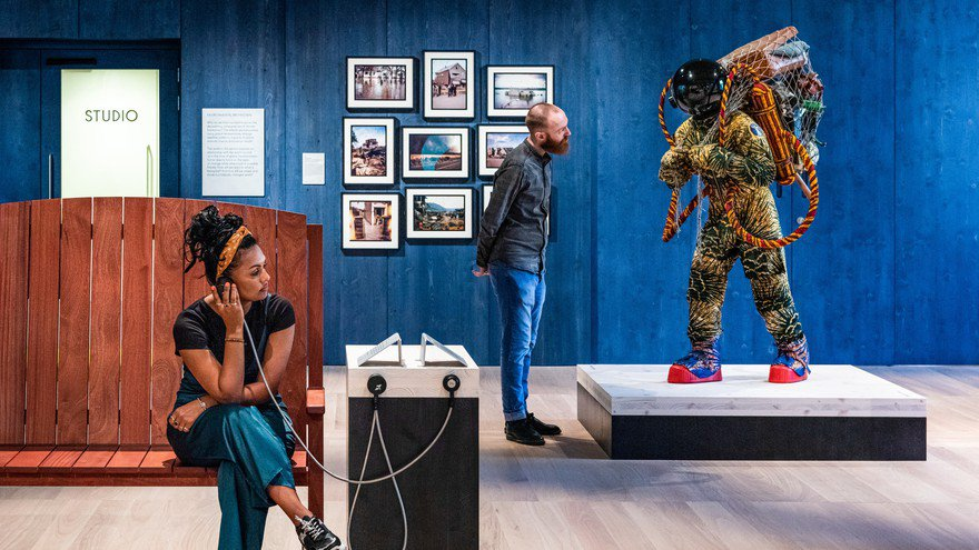 This London Gallery Is Working to Be One of the World's Most Accessible Museums