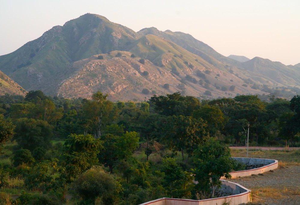 Aravalli mountains