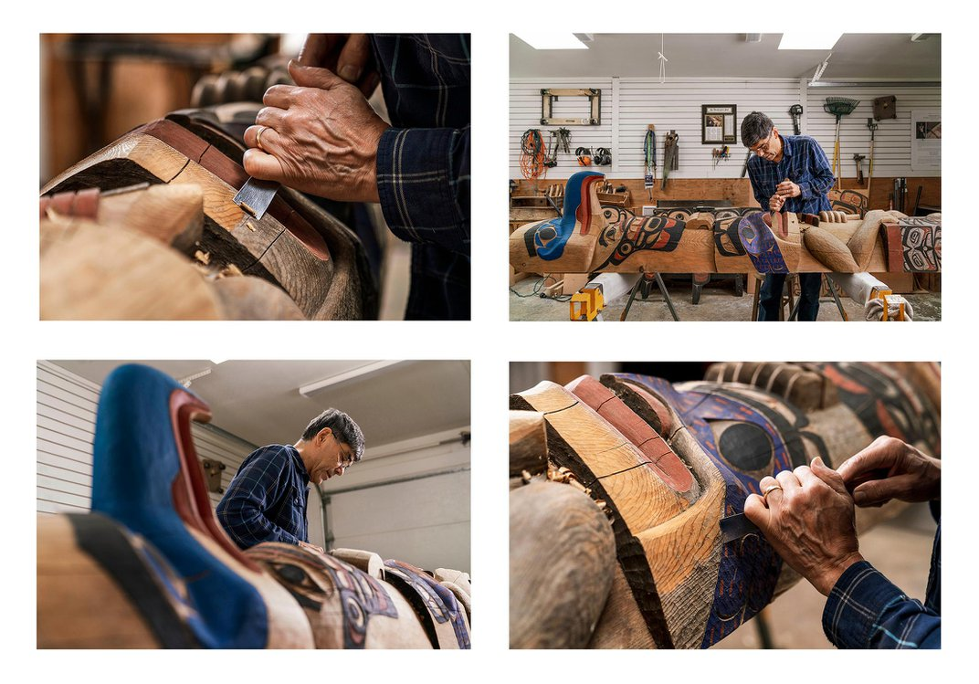 How Native Artisans in Alaska Bring Innovation and Humor to Their Craft
