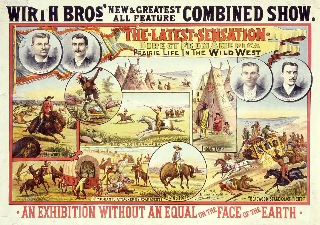 Probing the Paradoxes of Native Americans in Pop Culture