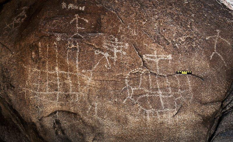 Eight Spots in the United States Where You Can See Petroglyphs